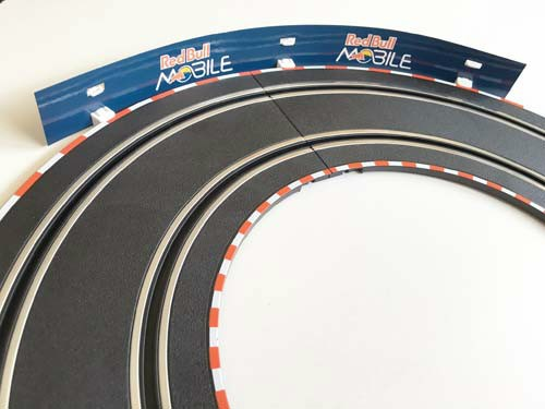 Accesorios para decorar un circuito carrera go slot4ever for Decoracion circuitos slot