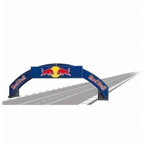 Puente decoracion Red Bull Carrera 132-124