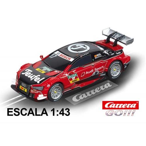 Coche Carrera Go Audi RS 5 DTM Molina nº 17