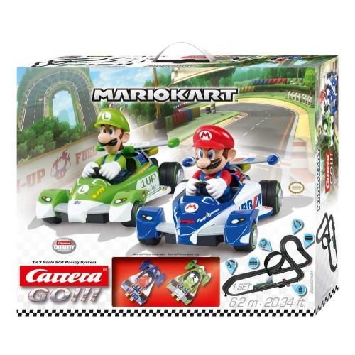 Circuito Carrera Go Nintendo Mario Kart Ed Especial