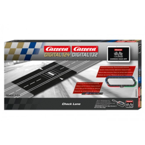Check Lane Carrera Digital 132-124
