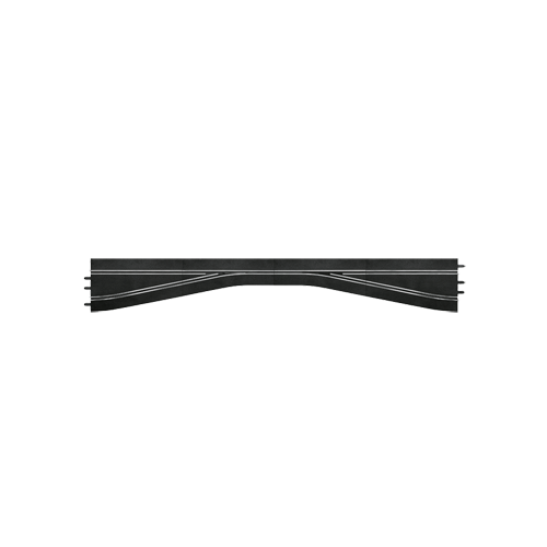 Chicane izquierda Carrera Digital 132