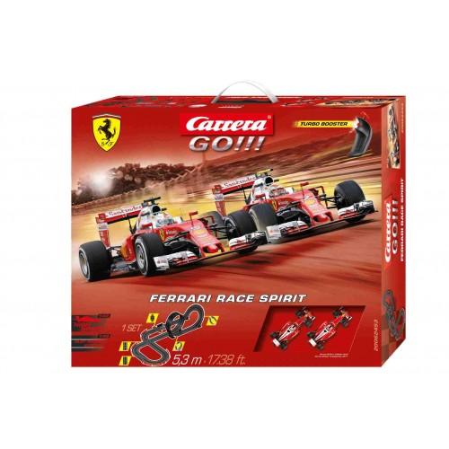 Circuito Carrera Go Ferrari Spirit