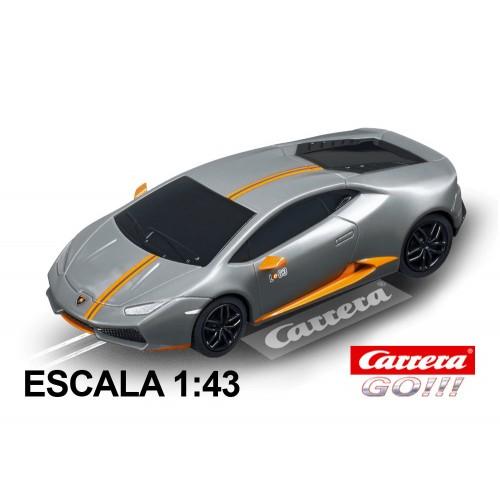 Coche Carrera Go Lamborghini Huracan LP610-4 Avio