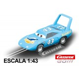 Coche Carrera Go Disney Cars 3 Strip The King Weathers