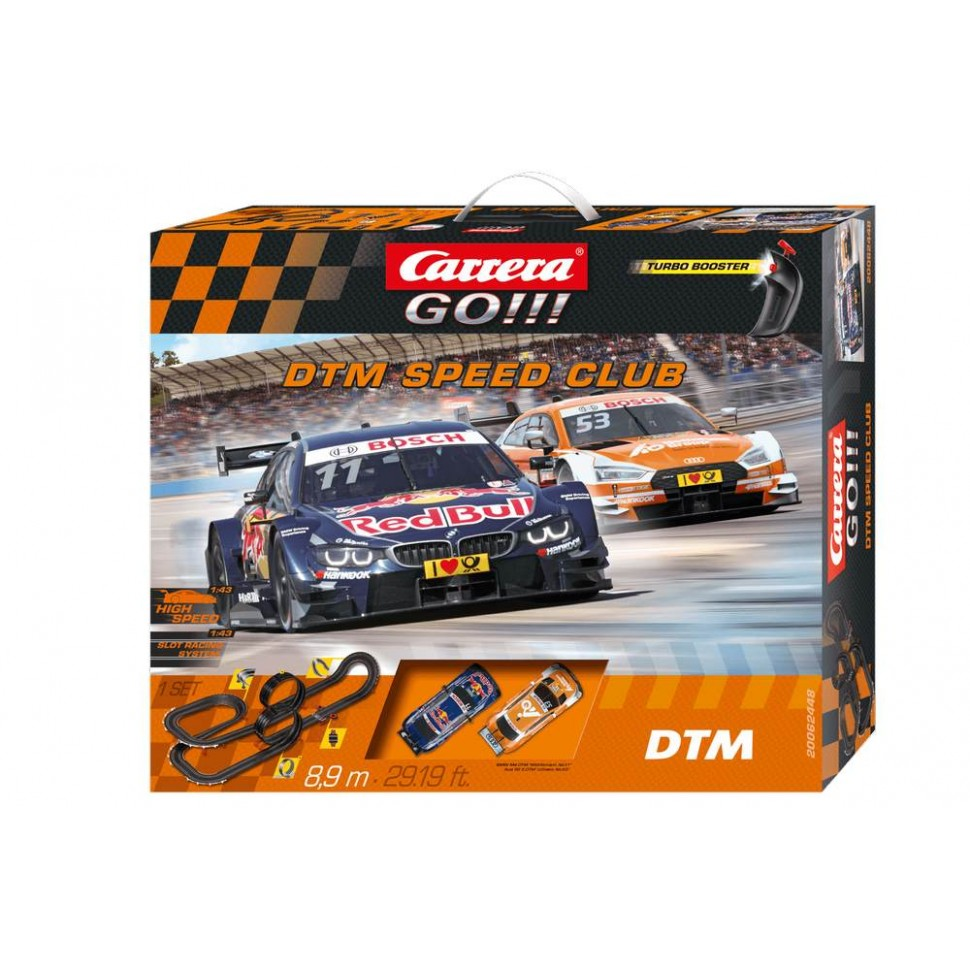Circuito Touring : Comprar circuito carrera go dtm speed club