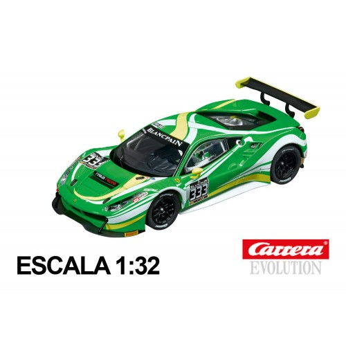 Coche Carrera Evolution Ferrari 488 GT3 Rinaldi Racing nº 333