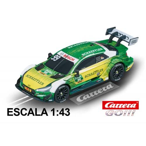 Coche Carrera Go Audi RS 5 DTM Rockenfeller nº 99