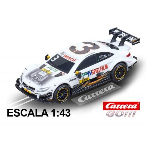 Carrera Go Mercedes AMG C 63 DTM DI Resta carro nº 63