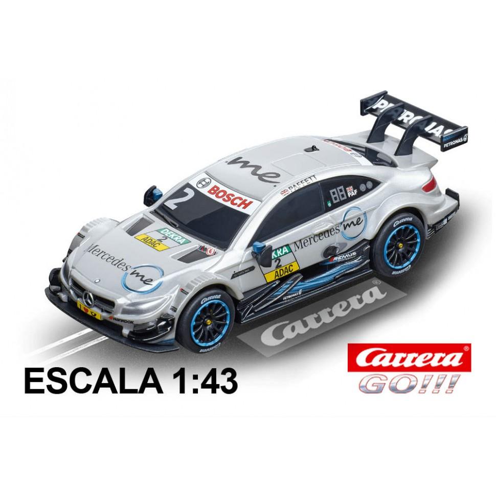 Coche Carrera Go Mercedes AMG C 63 DTM Paffet nº2