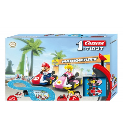 Circuito Carrera First Nintendo Mario Kart Peach 2,4m