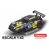 Coche Carrera Go Mercedes AMG GT3 HARIBO n88