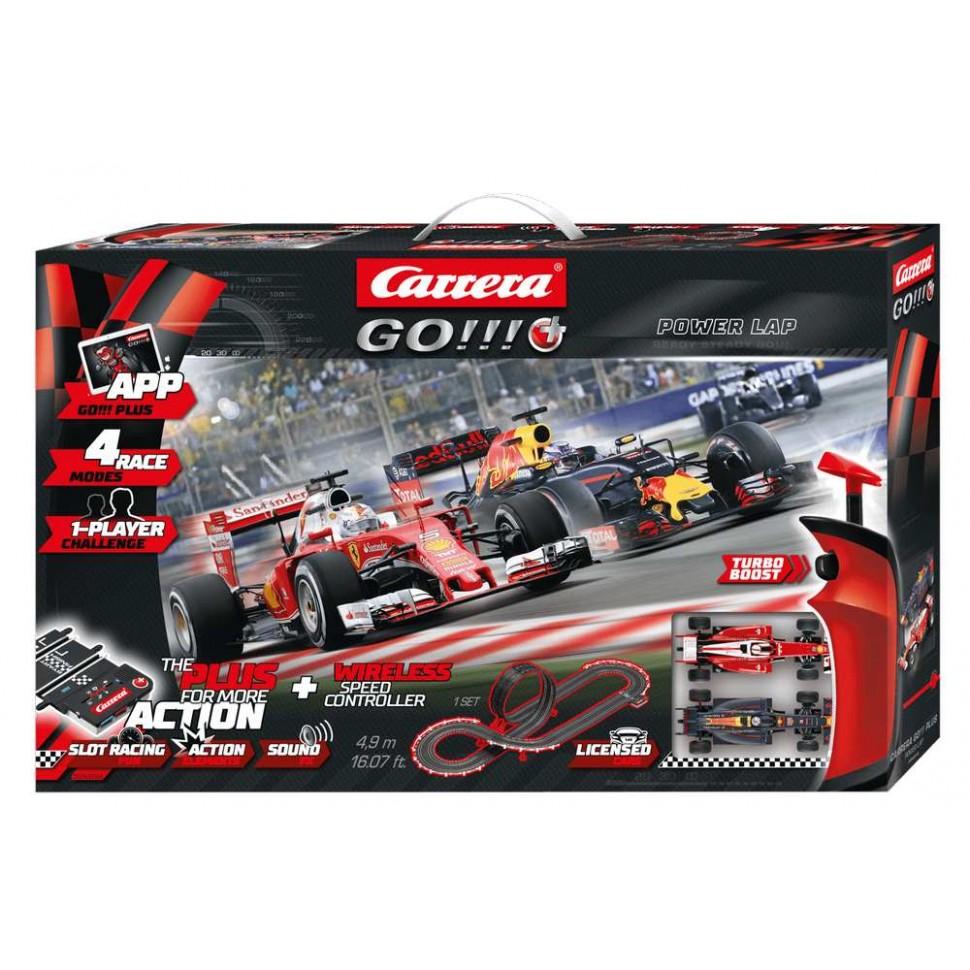 Circuito Carrera Go Plus Power Lap