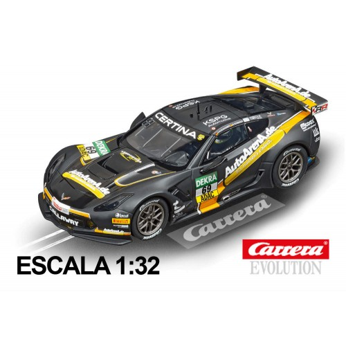 Coche Carrera Evolution Chevrolet Corvette C7R nº69
