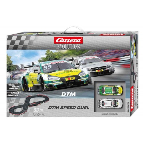 Circuito Carrera Evolution DTM Speed Duel