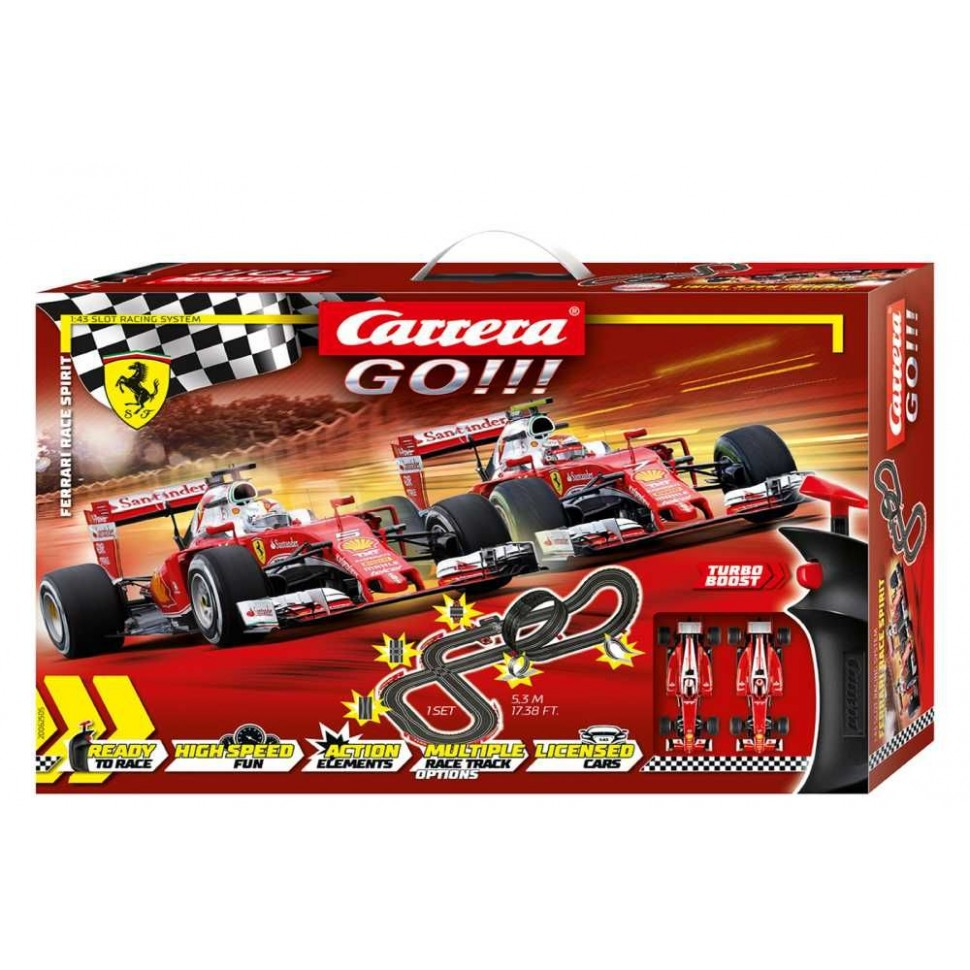 Circuito Carrera Go Race Spirit