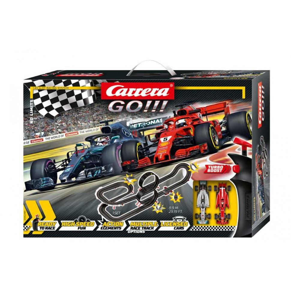 Circuito Carrera Go No Limits