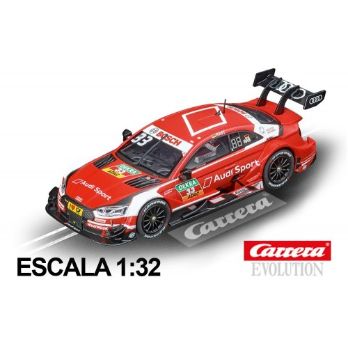 Coche Carrera Evolution Audi RS5 DTM Rast n33