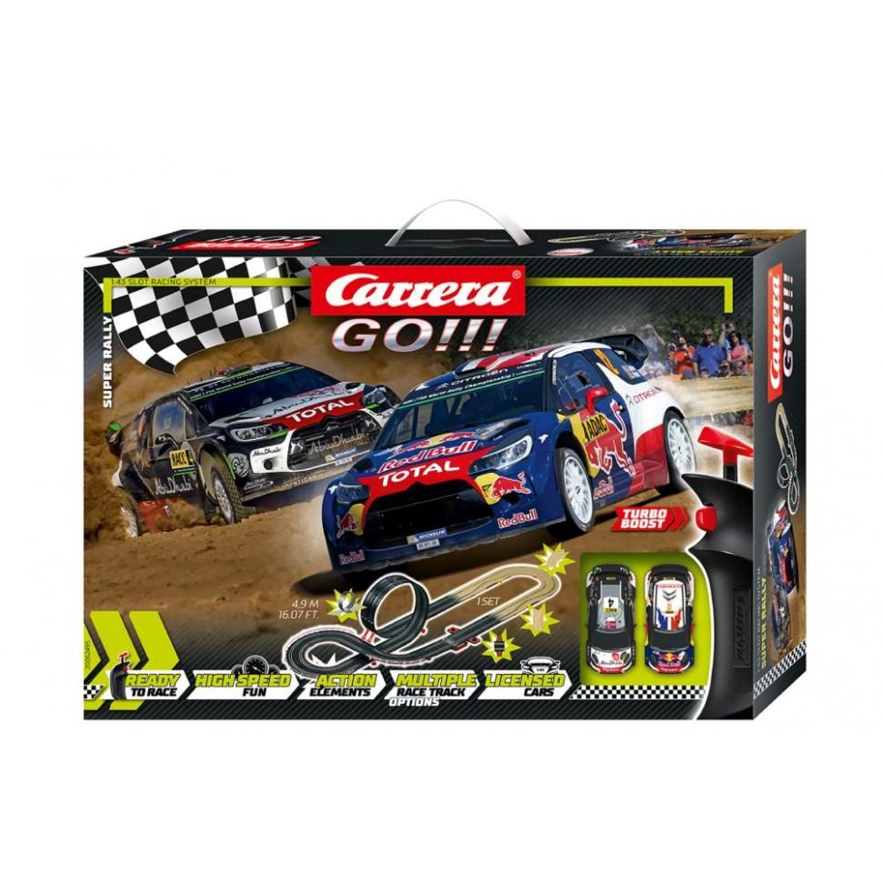 Circuito Carrera Go Super Rally