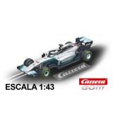 Coche Carrera Go Mercedes AMG F1 W09 EQ Hamilton n44