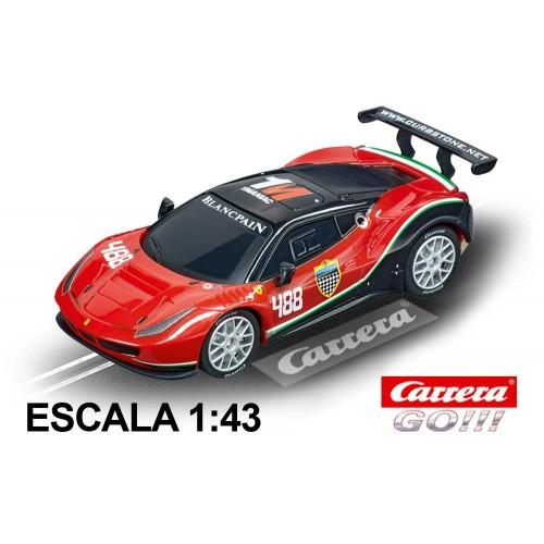 Carro Carrera Go Ferrari 488 GT3 AF Corse n 488