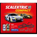 Circuito de Scalextric Compact Wireless Top Cyclone