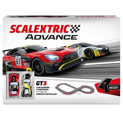 Circuito de Scalextric Digital Advance GT3