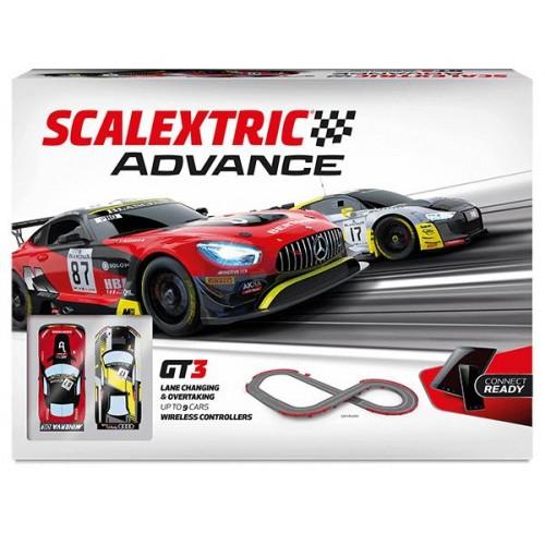 Circuito de Scalextric Digital Advance GT3