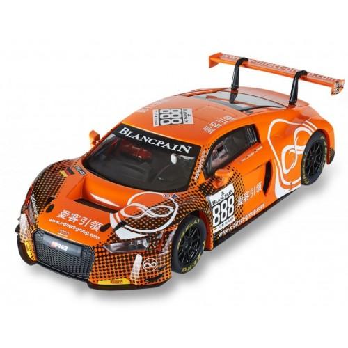 Carro Scalextric analógico Audi R8 LMS GT3 MotorSport