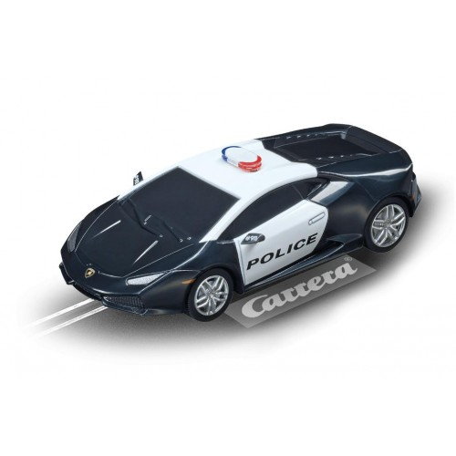 Coche Carrera Go Lamborghini Huracan LP610-4 Policia USA