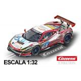 Coche Carrera Evolution Ferrari 488 GT3 WTM Racing n22