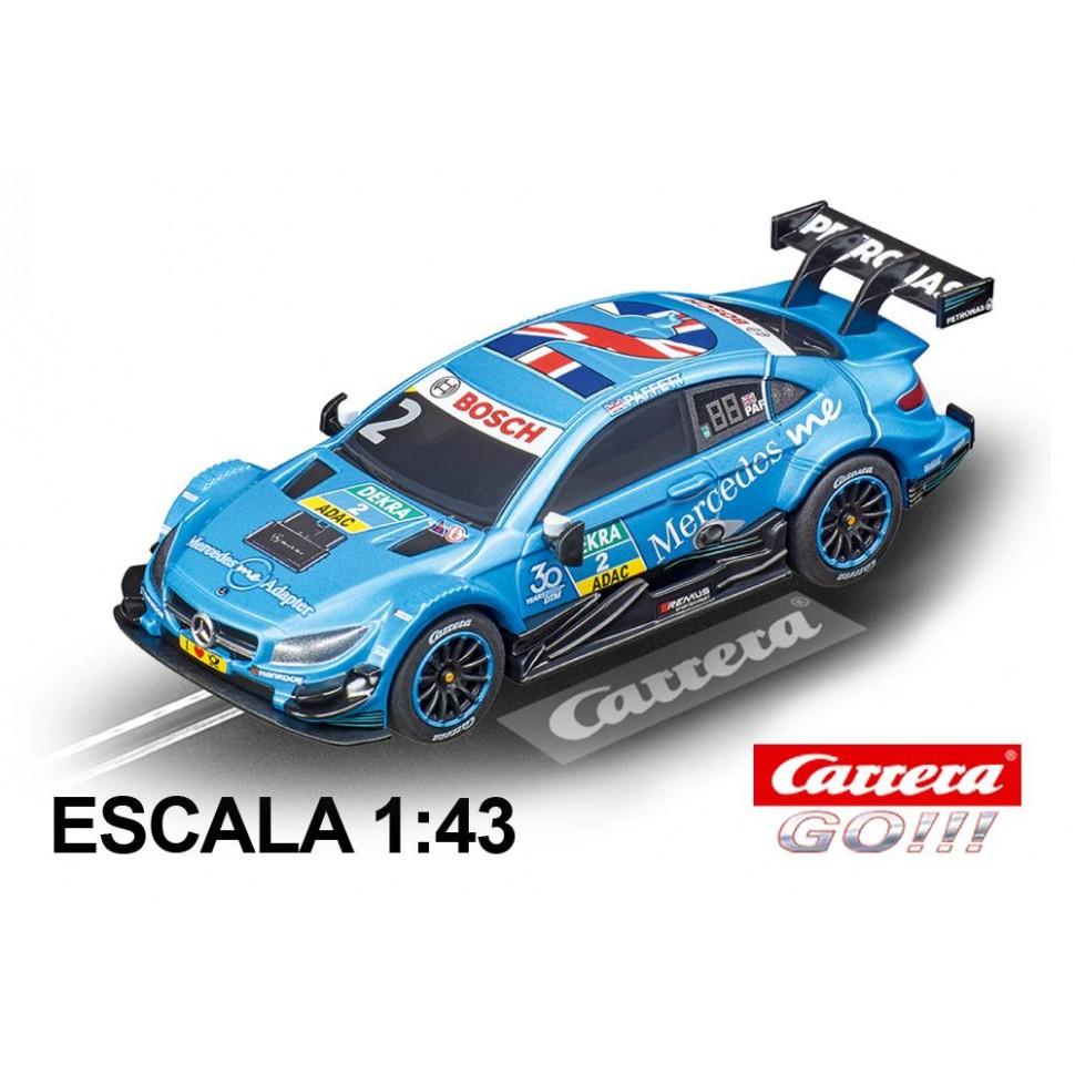 Coche Carrera Go Mercedes AMG C 63 DTM Paffet