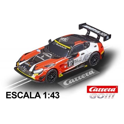 Coche Carrera Go Mercedes AMG GT3 Team AKKA-ASP n88
