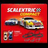 Circuito de Scalextric Compact Turbo Twister