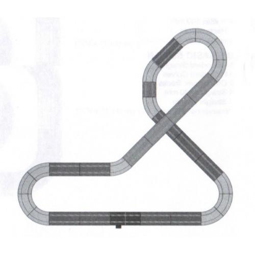 Pack de ampliación Circuito de Scalextric Universal C2A
