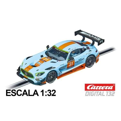 Carro de corrida Carrera Digital 132 Mercedes-AMG GT3 Rofgo