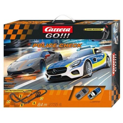 Circuito Carrera Go Police Check