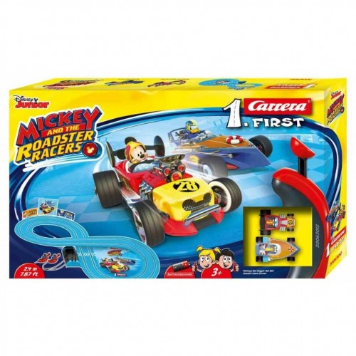 Circuito Carrera First Mickey and the Roadster Racers 2,4m