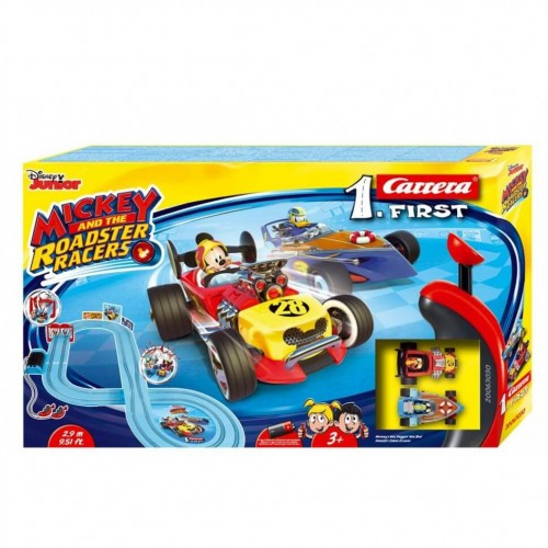Circuito Carrera First Mickey and the Roadster Racers 2,9m