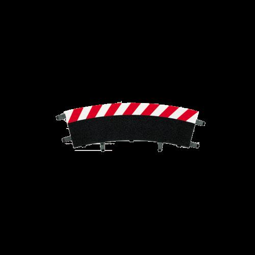 Borde exterior curva 2/30 6ud Carrera 132-124