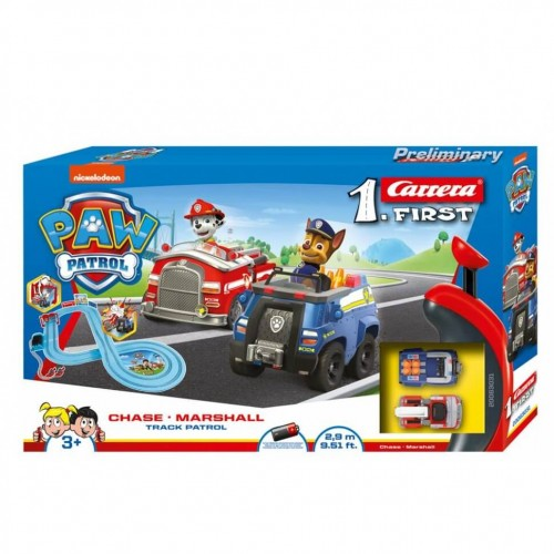 Circuito Carrera First Paw Patrol Track Patrol