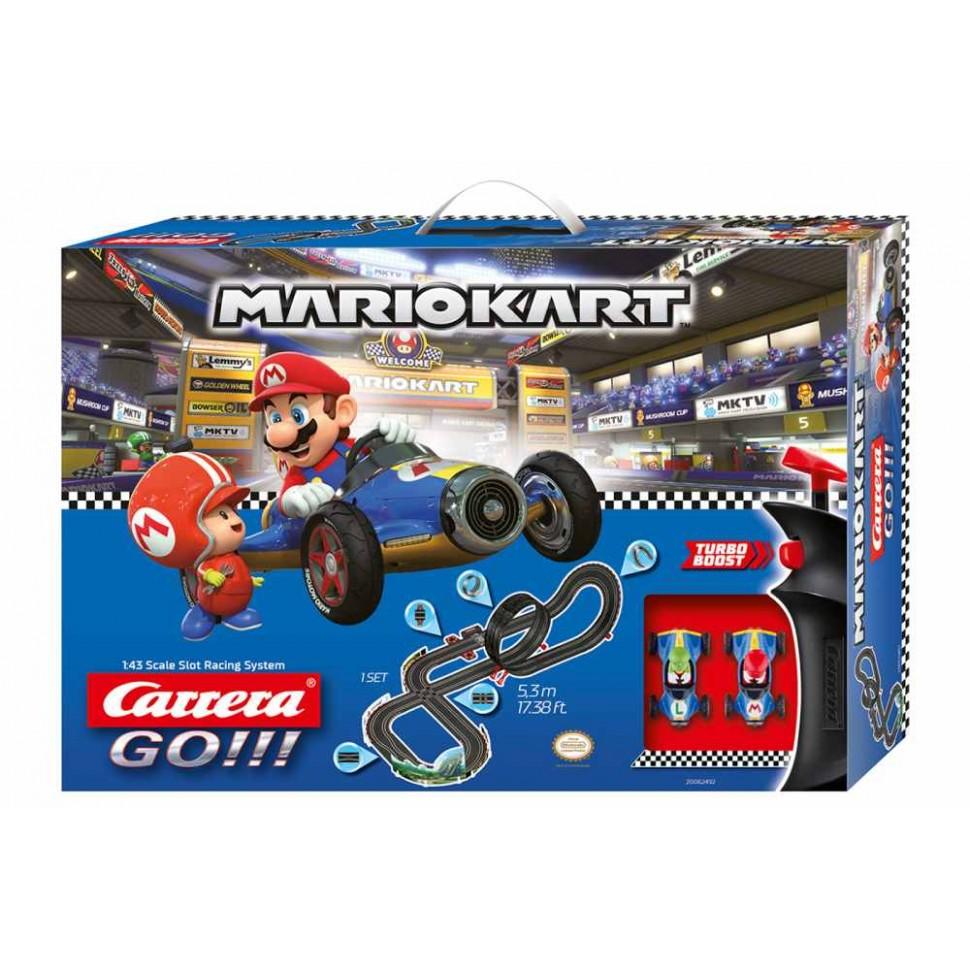 Circuito Carrera Go Nintendo Mario Kart Mach 8