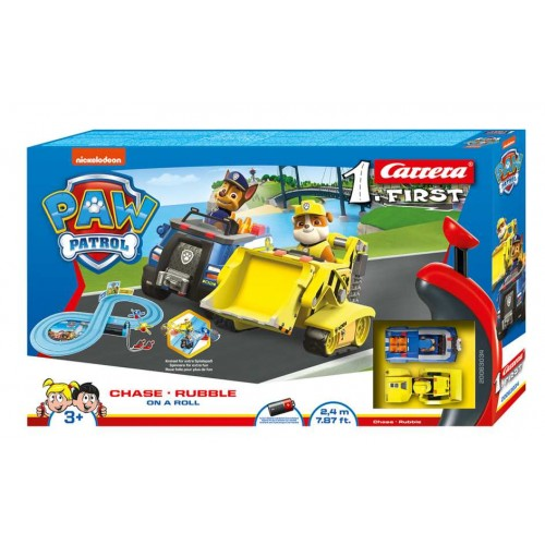 Circuito Carrera First Paw Patrol On A Roll 2,4m