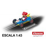 Coche Carrera Go Nintendo Mario Kart Mach 8 Mario