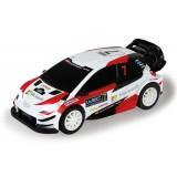 Coche de slot 1:43 Ninco WRC Toyota Yaris con Luces