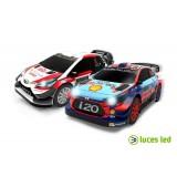 Circuito de slot 1:43 Ninco WRC Rally Turini Wireless