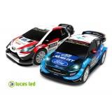 Circuito de slot 1:43 Ninco WRC Rally Suecia Wireless
