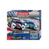 Circuito Carrera Digital 132 DTM Furore Wireless