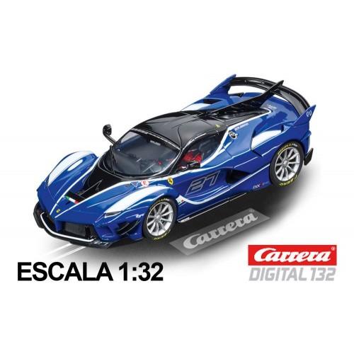 Carro Carrera Digital 132 Ferrari FXX K Evoluzione n27
