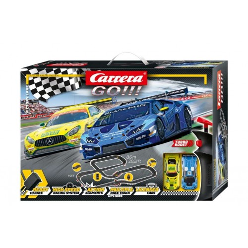 Circuito de corridas Go VIctory Lane